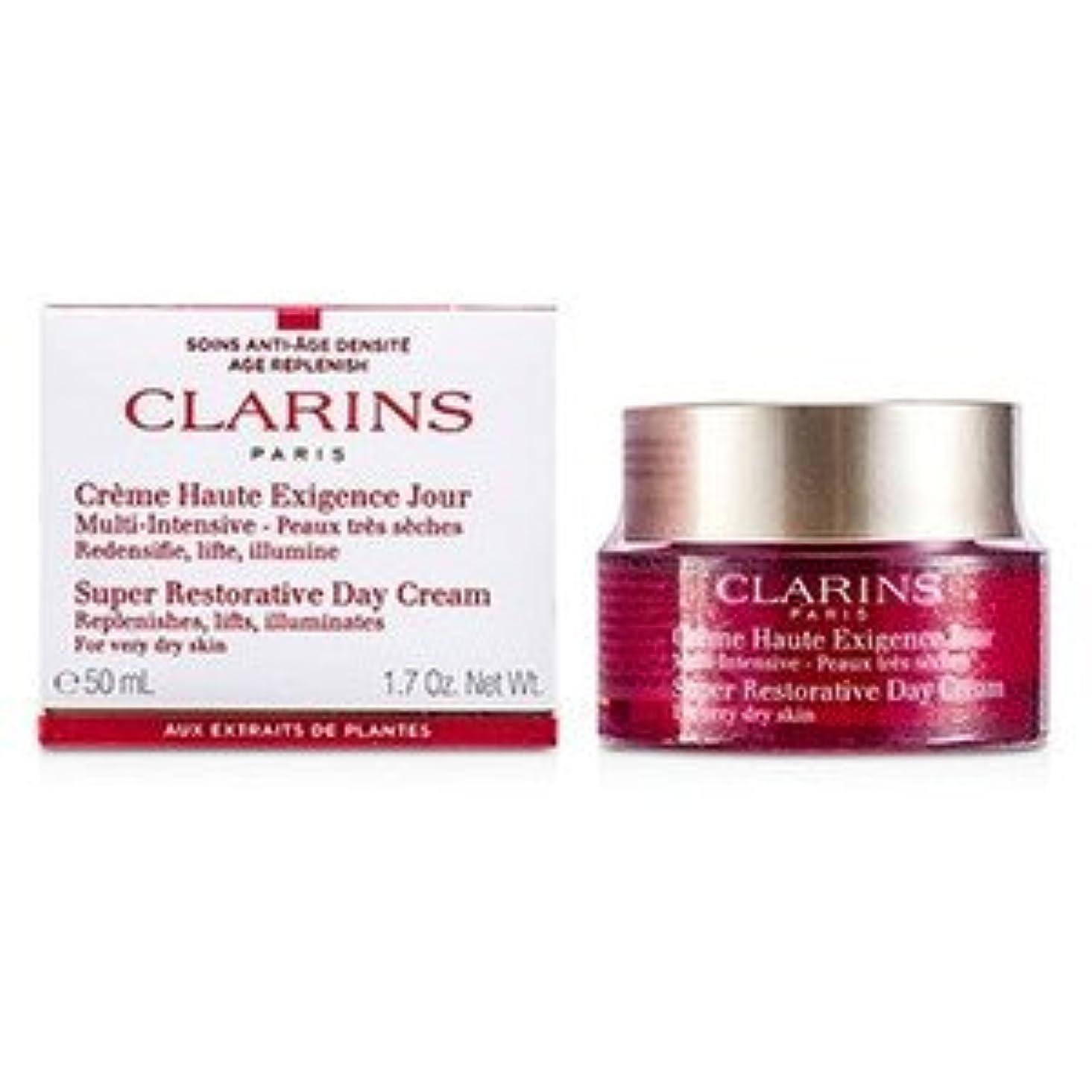 ポップ免疫する時折CLARINS(クラランス) スープラ デイ クリーム(ベリードライスキン) 50ml/1.7oz [並行輸入品]