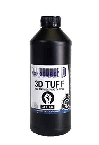 MONOCURE 3D TUFF 1L - Resina per stampante 3D DLP