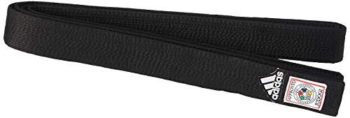 Adidas Cintura da Elite Judo, colore: nero, Unisex, nero