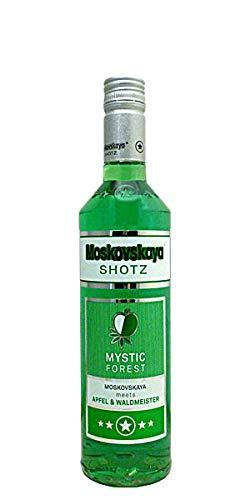 Moskovskaya Shotz Mystic Forest Apfel & Waldmeister 0,5 Liter