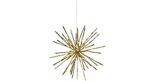 Star 710-22, Außenbeleuchtung, Metall, Gold, 40 x 40 x 40 cm