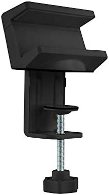 SIIG Powerstrip Clamp Holder with Desk Clamp For Desktop Table Fits 1 6 to 2 4 Mountable Power product image