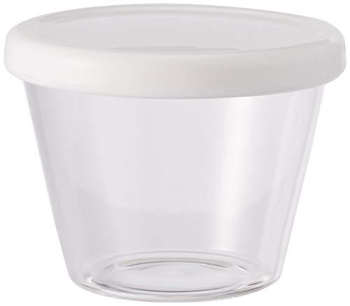 cotta(コッタ) cotta シリコン蓋付きガラスプリンカップ 91467