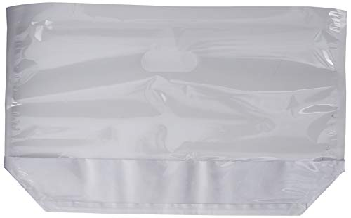Garcia de Pou unité Tortue Poignées Lot Sac avec Base 50 g/m² en boîte, Papier, Blanc, 30 x 18 x 4.5 cm