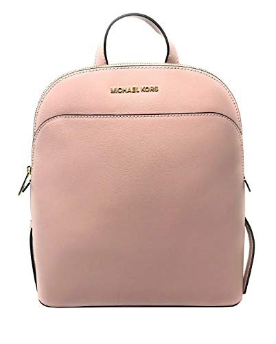 Michael Kors Emmy Large Leather Dome Backpack - Blossom