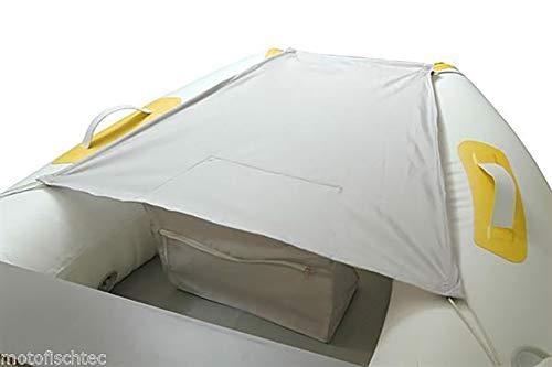 Prowake Bug-Spritzschutz/Front-Persenning für Schlauchboote