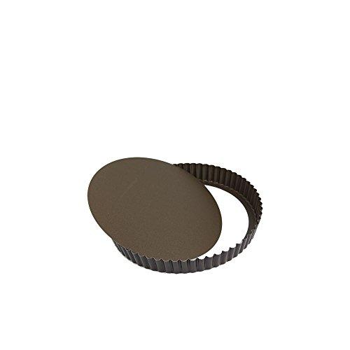 Gobel Moule à Tarte 22 cm Fond Amovible Anti adhésif