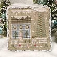 Glitter House 1 Cross Stitch Chart