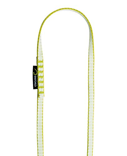 EDELRID Dyneema Sling Sangle pour Adulte 11 mm Oasis 60 cm
