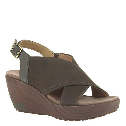 OTBT Women's Yvonne Wedge Sandals - Mint - 7.5 M US