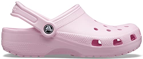 Crocs Classic Clog Unisex Adulta Zuecos, Rosa (Ballerina Pink), 39/40 EU