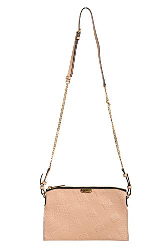 """New with tags Country/Region of Manufacture: Italy Material: 100% Textured Leather Bag Length: 10"""" Bag Depth: 0.5"""" Bag Height: 6.25"""" Strap Drop: 22"""""""