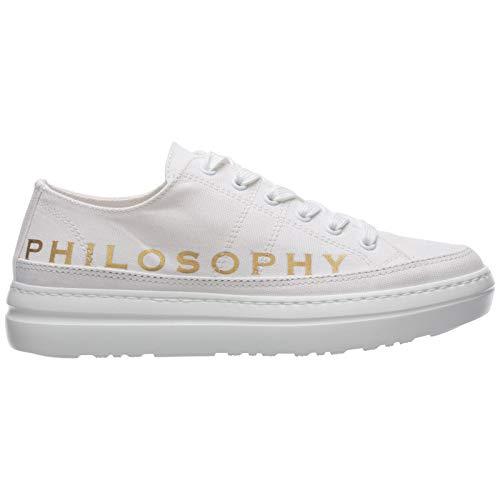 Philosophy di Lorenzo Serafini Damen Sneaker Bianco 39 EU