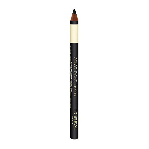 L'oreal color riche le khol eye liner - 101 Midnight black