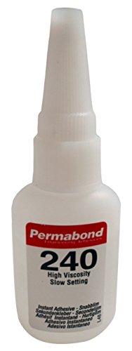 Permabond 240/2 Superglue, 20 g