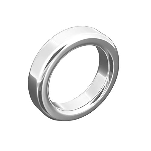 Edelstahl Metallring Verzögerungsring Geschlecht Spielt Erwachsene Produktion Penisringe Cockringe Penisschaft Ring