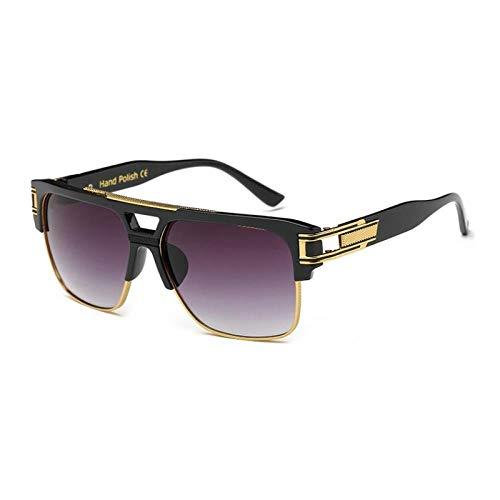 Sonnenbrille Klassische Herren Sonnenbrille Glamour Fashion Brand Sonnenbrille Für Frauen Gespiegelt Retro Vintage Square Designer Shades C03