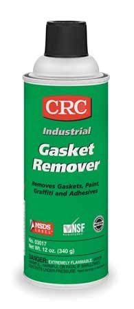 Remover, Gasket, 16 Oz, Net 12 oz