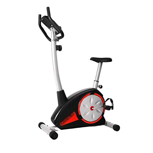 Great Deal! ZYY Exercise Bike Elliptical Machine Magnetic Control System Home Sports Indoor Gym Adju...