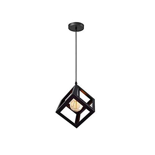 Licht Schaduw Plafond Plafondlamp Industriële Kroonluchter Led Hanglamp Keuken Lampenkap Licht Shades Plafond Woonkamer black