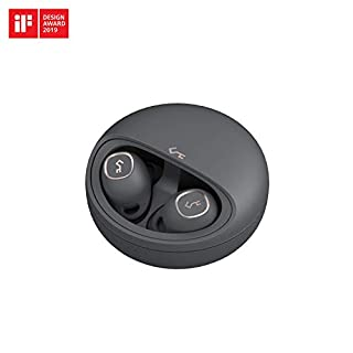 AUKEY Auriculares Bluetooth 5, Auriculares Inalambricos 7 Horas de Reproducción por Carga, Sonido Superior, Control Táctil, Carga Inalámbrica Qi, Impermeabilidad IPX5, Key Series T10 (B07QWPP6N5) | Amazon price tracker / tracking, Amazon price history charts, Amazon price watches, Amazon price drop alerts