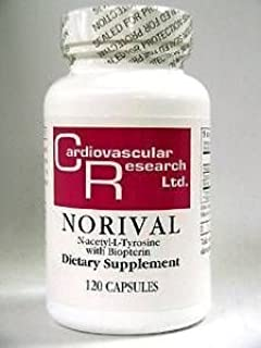 Ecological Formulas - Norival 120 caps by Cardiovascular Research