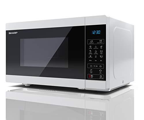 Sharp YC-MG81U-W Digital-Mikrowelle mit...