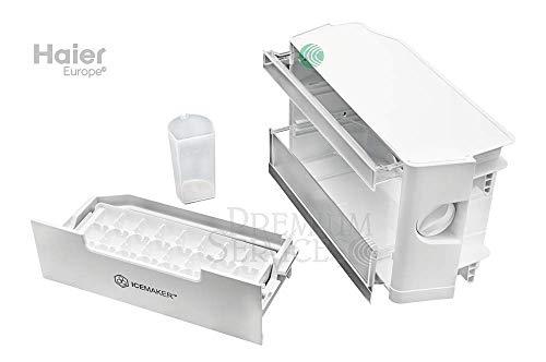 Original Haier-Ersatzteil: Eiszubereitung für Side-by-Side Kühlschrank Herstellernummer SPHA01227640 | Kompatibel mit den folgenden Modellen: HRF-800DGS8 | ice maker