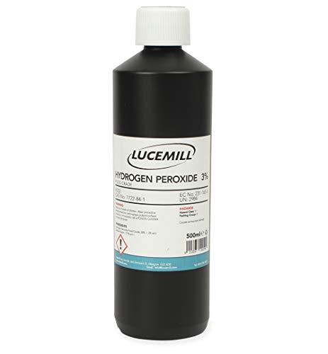 APC Pure Peroxyde d'hydrogène 3% Qualité alimentaire 500 ml