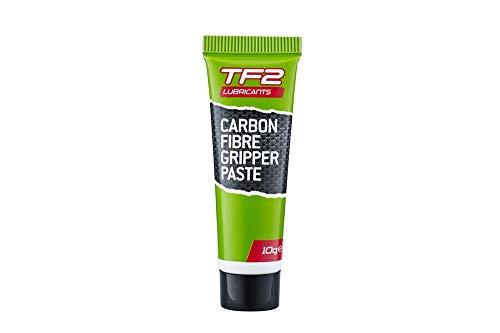 TF2 Lubricants Medic und Gleitmittel Unisex Kohlefaser Greifer Paste für Fahrräder, grün, 10g