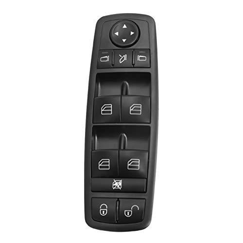 FangFang Interruptor De Ventanas De Energía Eléctrica Delantera Izquierda FIT para Benz B-KLASSE W245 A-KLASSE W169 W164 X164 1698206710 A 169 820 67 10