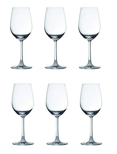オーシャングラス 【マディソン】白ワイングラス 350ml 6個組