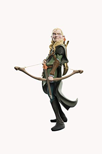 Unbekannt of The Rings Figur Mini Epics, Legolas, Bunt, Standard