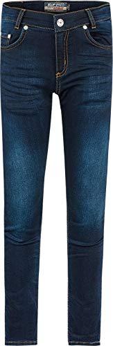 Blue Effect Jungen Jeans Röhre Skinny Fit, Regular Passform, Darkblue Soft Used (9620), 152 Regular