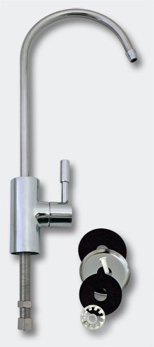 Naturewater 1/4Zoll - 6,35mm Design II D-13 Umkehrosmose (RO) Wasserhahn