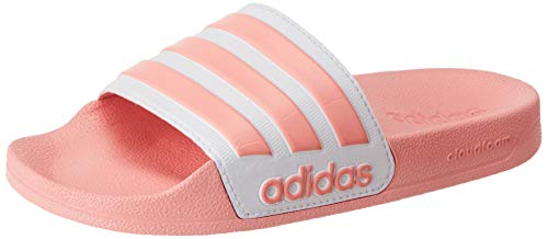 adidas Adilette Shower, womens Slide, Glory Pink/Footwear White/Glory Pink, 43 EU