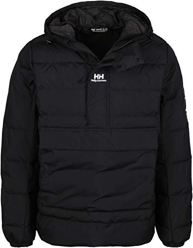 Helly Hansen Unisex Pullover Puffer Anorak Pullover, Black, M, 53381