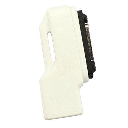 MagiDeal Adattatore Micro a Caricatore USB Magnetica per Sony Xperia Z1Z2Z3Compact Accessori per Tablet
