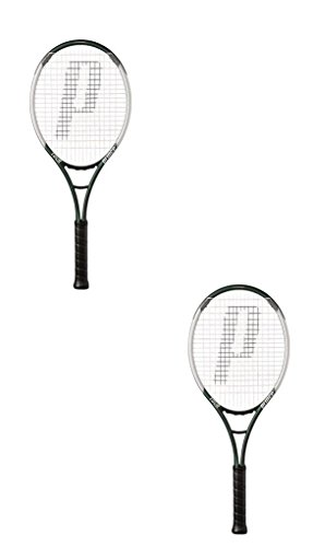 Prince Tour NXGraphite 650 Midsize, Tennis Racket, Unstrung, No Cover, (4 3/8)