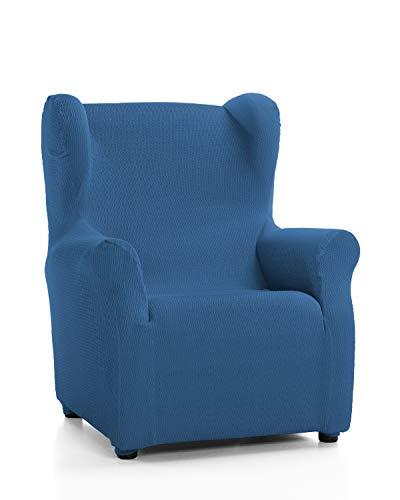 Martina Home Tunez Sesselbezug Ohrensessel Ohrensessel Blau (AZAFATA)