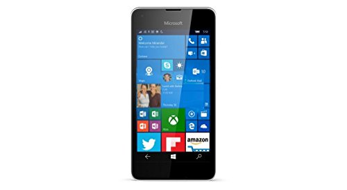 Microsoft Lumia 550 weiß Windows 10 mobile Smartphone EU
