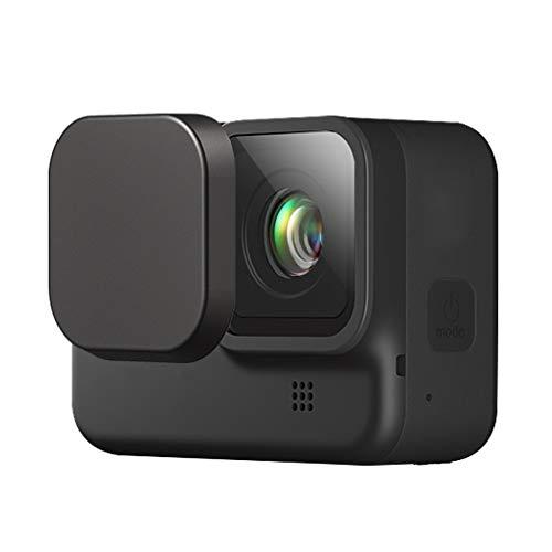 dtyuphn - Funda Protectora de Silicona para cámara GoPro Hero 8, Color Negro