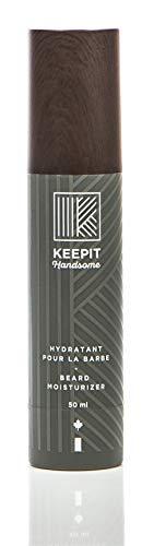 KEEPIT HANDSOME Men's Beard Moisturizer, Hydrates...