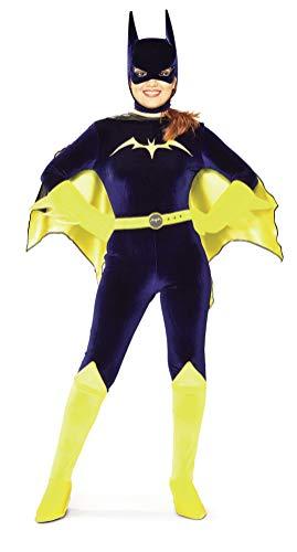 Rubbies - Disfraz de superhéroe para mujer, talla M (888101M)