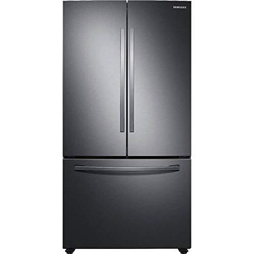 Samsung 28.2 cu. ft. French Door Refrigerator in Black Stainless Steel