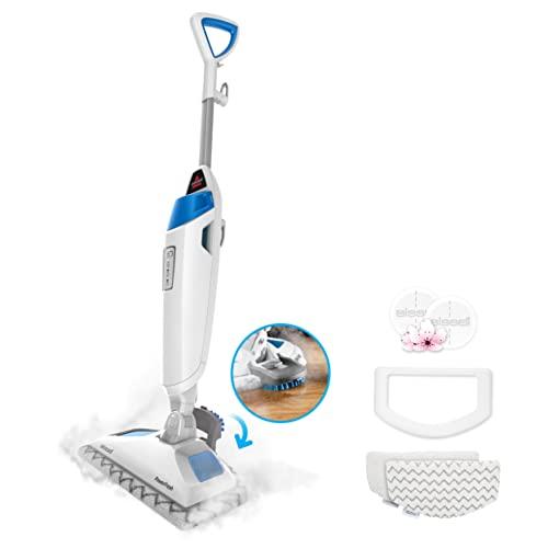 BISSELL PowerFresh Steam Mop, Floor Steamer & Tile Cleaner