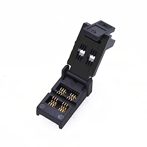 SOT23-6L-1.7 Burn in Socket pin favorite Pitch 1.7mm Size IC 0.95mm Body List price