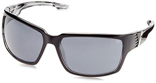 Dice Sonnenbrille, Schwarz (Shiny Black), Einheitsgröße, D04712-1