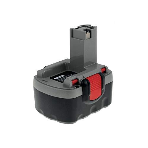 Powery Batería para Bosch Amoladora Angular GWS 14,4V 3000mAh O-Pack