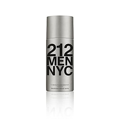 Desodorante Spray Masculino 212, Carolina Herrera